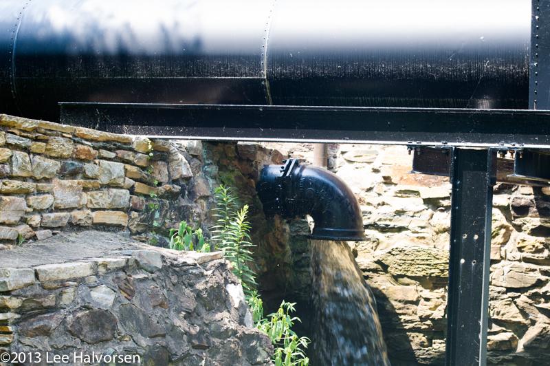 Aldie Mill Water Flow