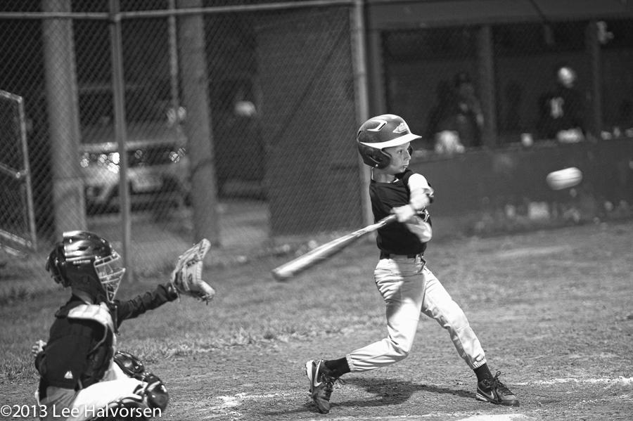 Kyle Swinging