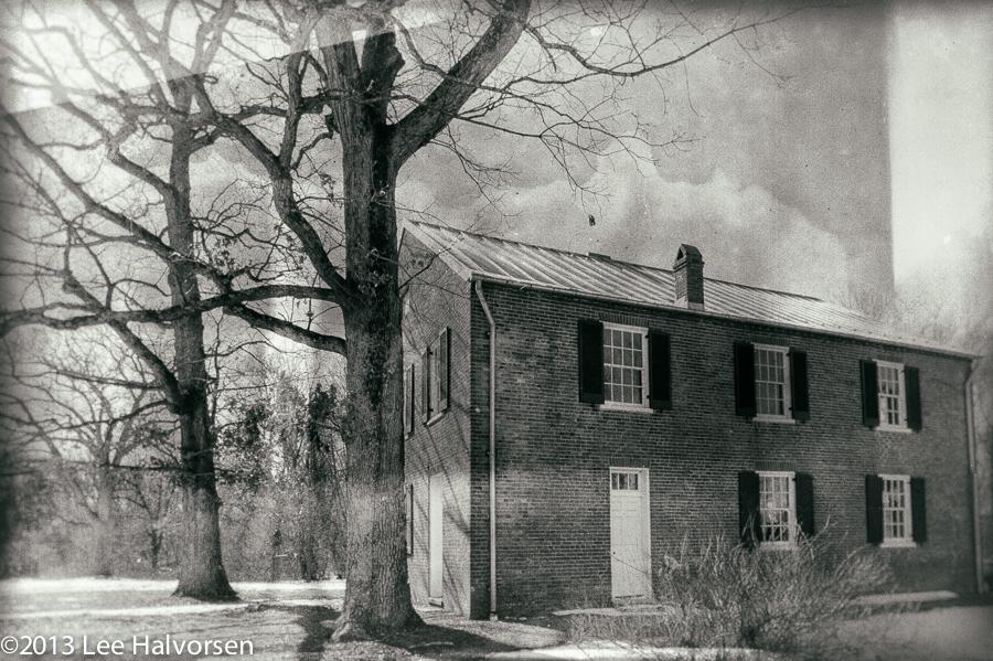 Mt Zion Church - 1851