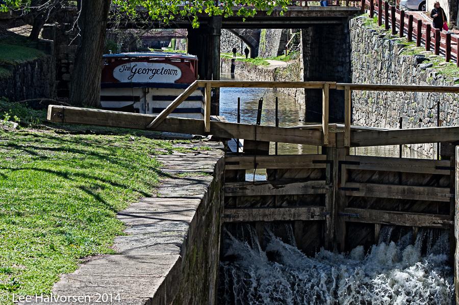 Georgetown Lock