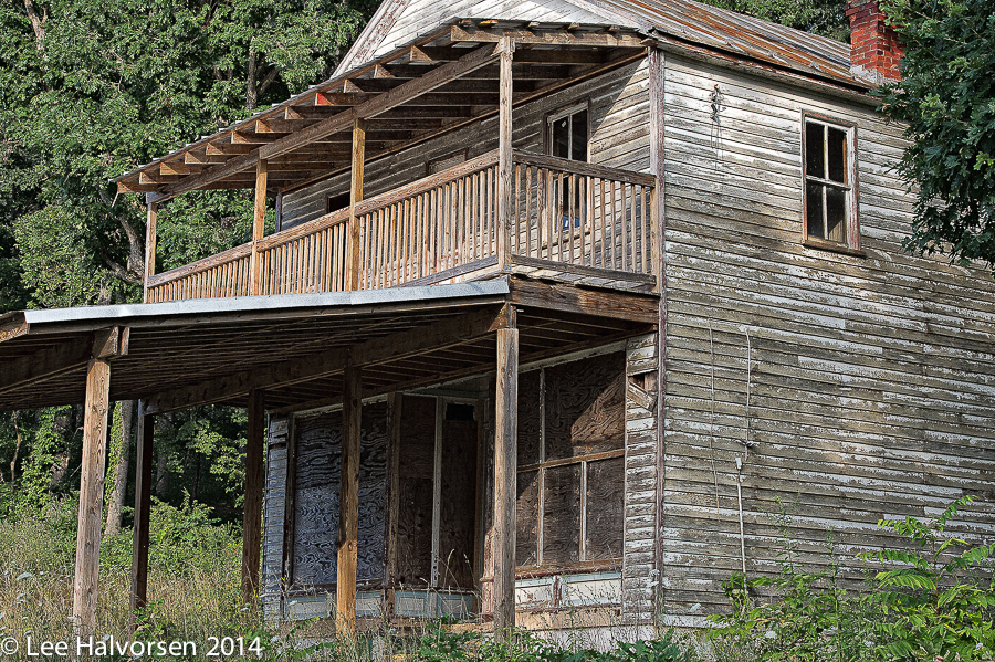 Abandoned Country Store - Compton, VA