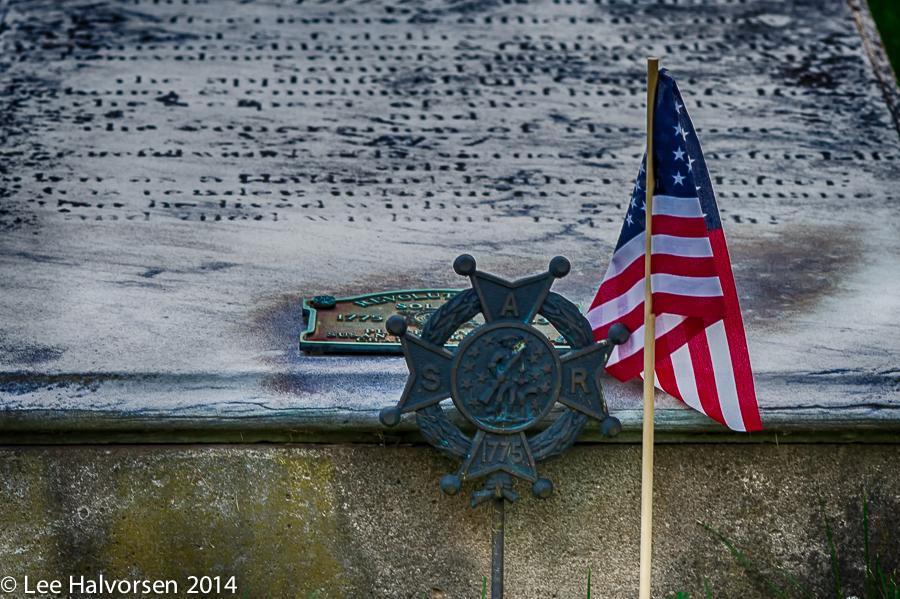 Revolutionary War Grave