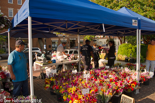 Our Favorite Flower Stand