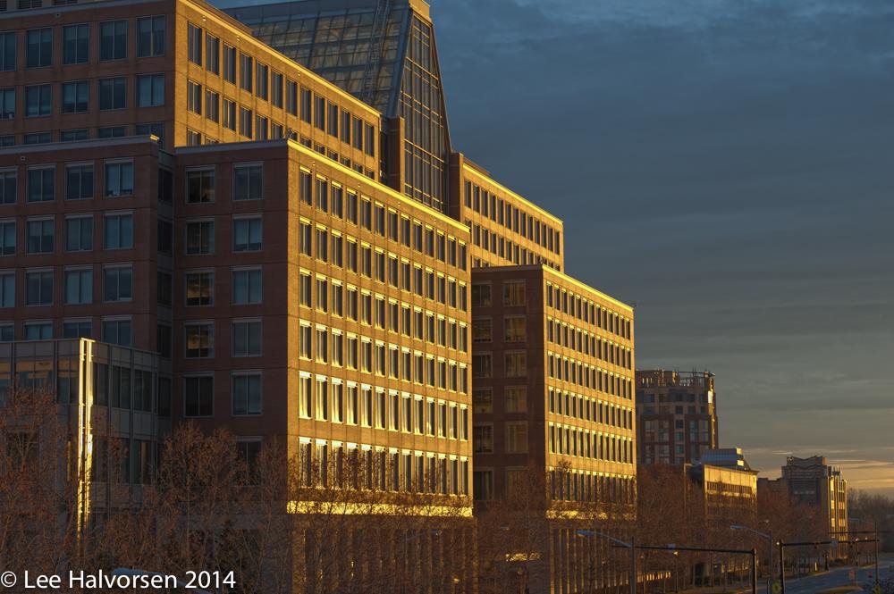 USPTO at Sunrise
