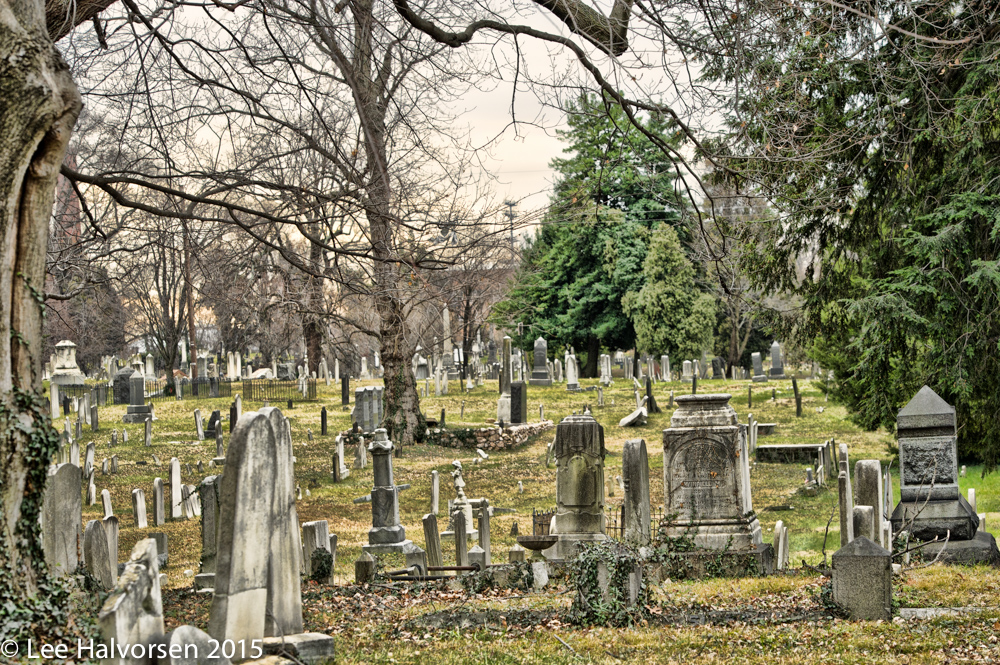 200 year old cemetery