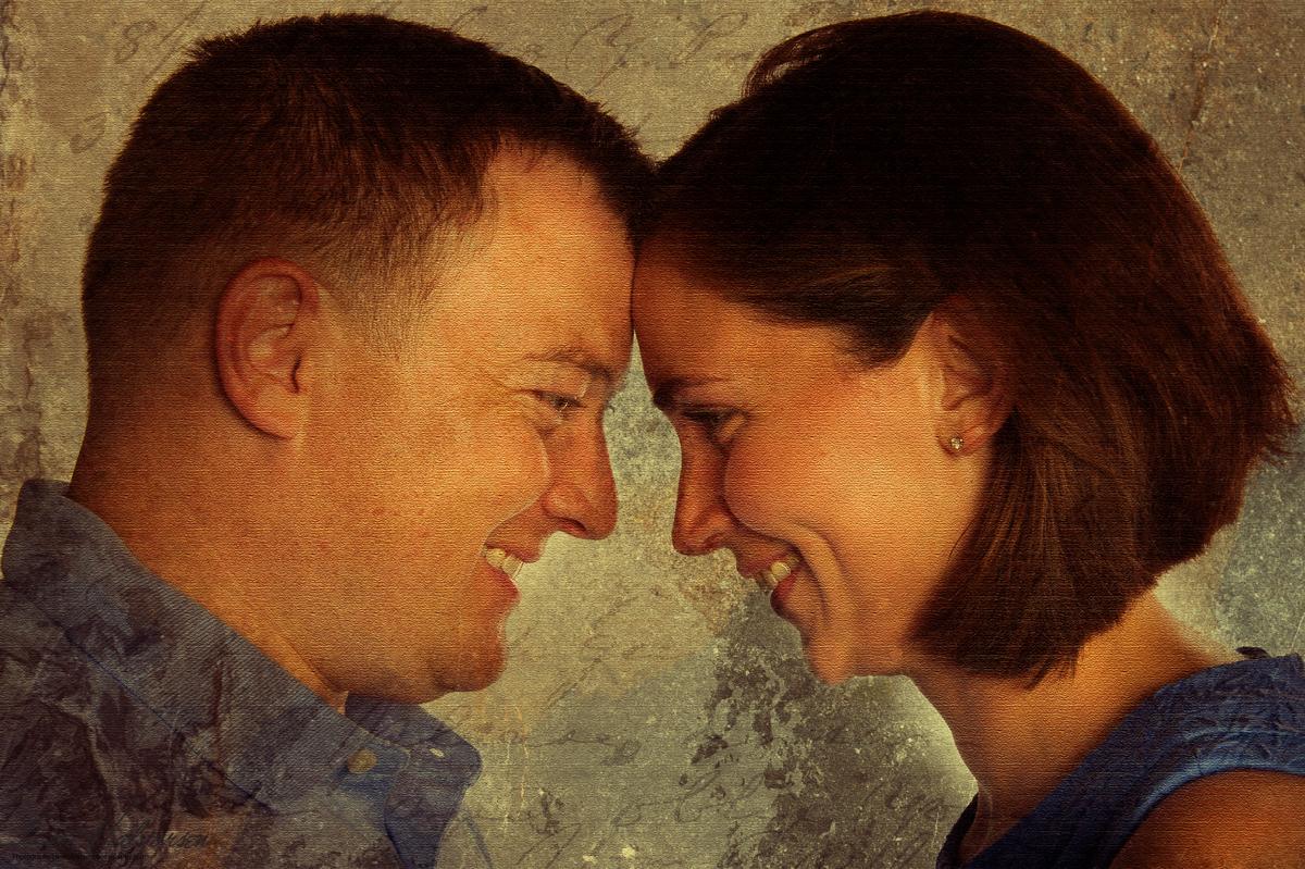 John & Lauren