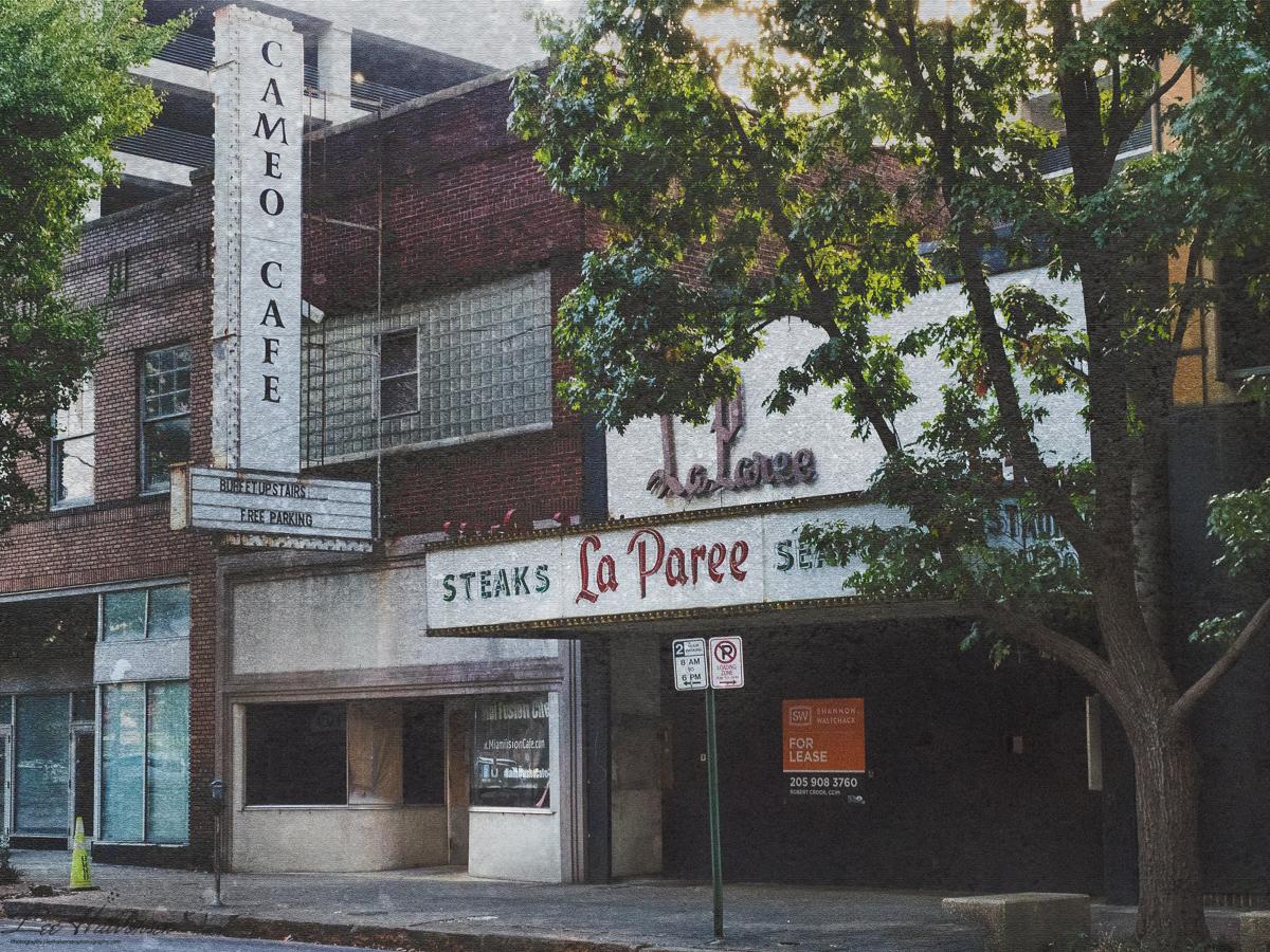 La Paree & Cameo Cafe - Birmingham, AL