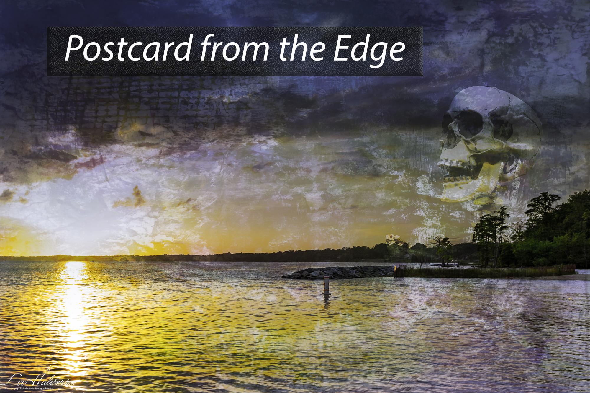 Postcard - Jamestown