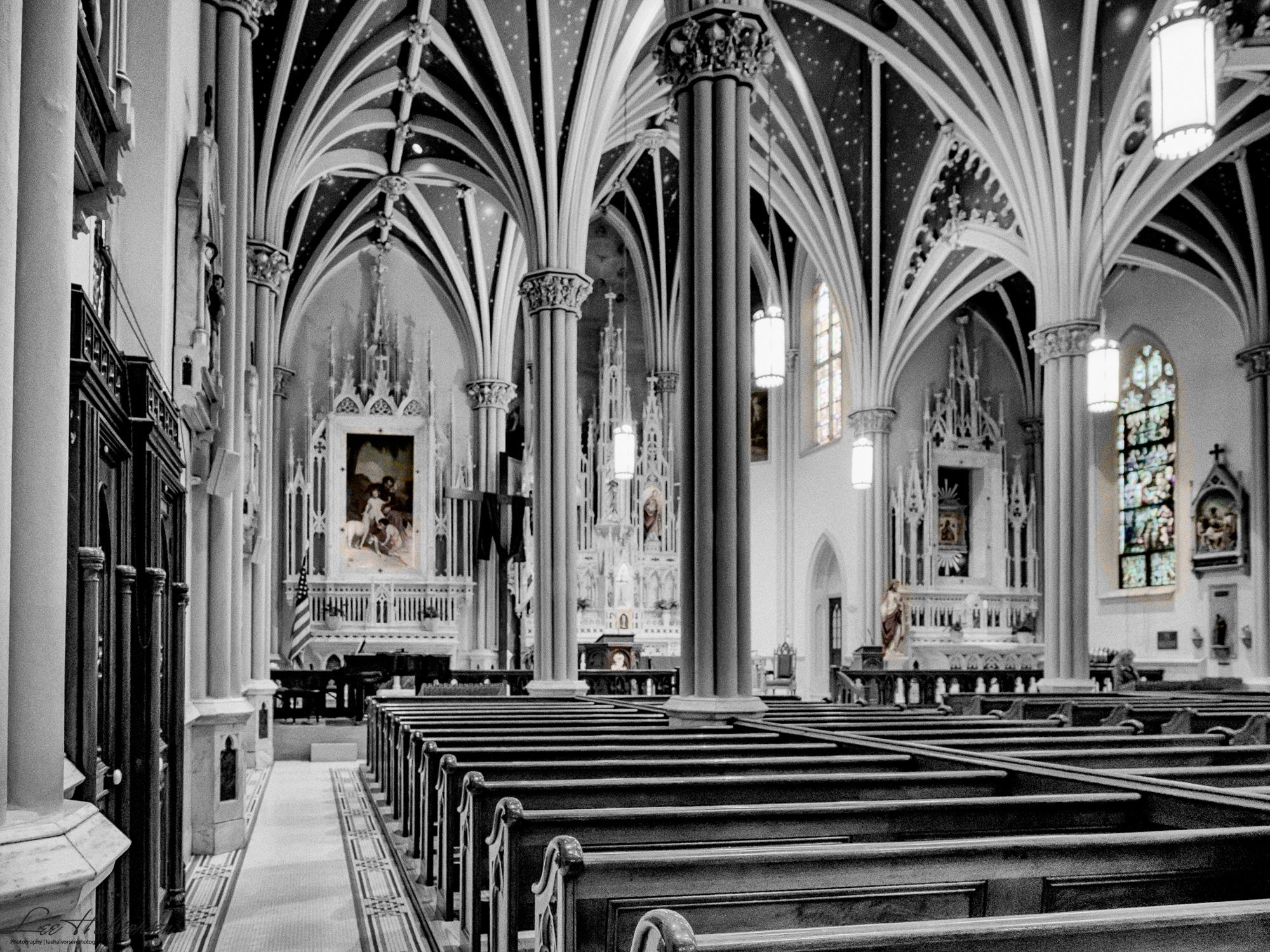 Annapolis, St Mary's Church