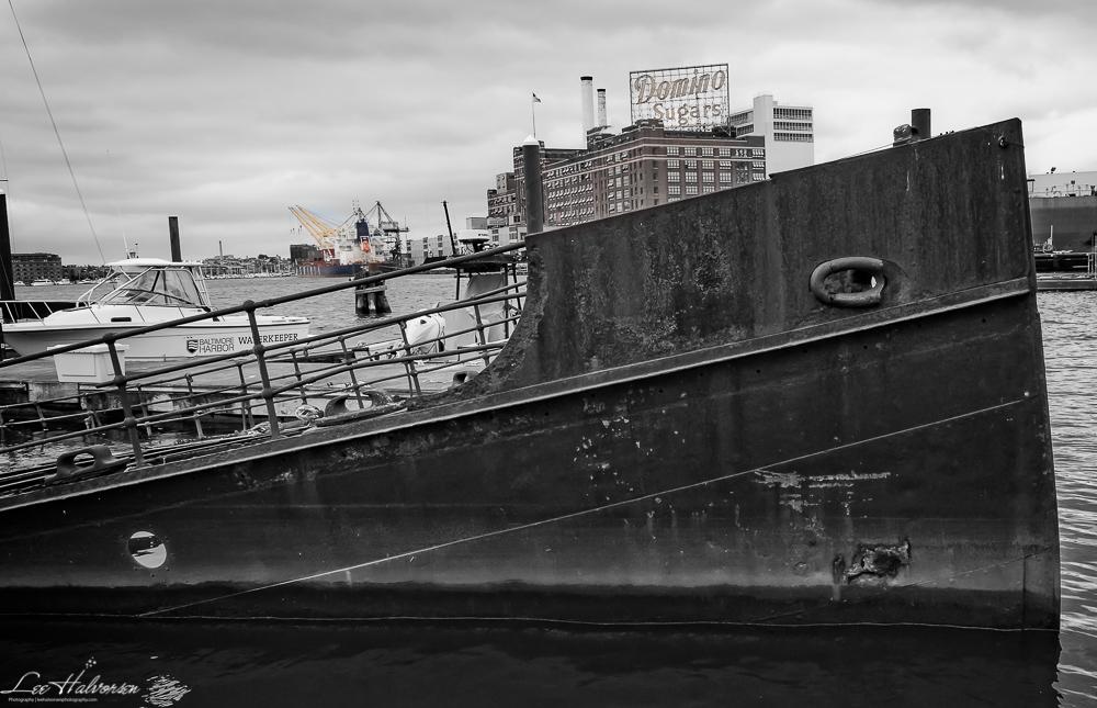 Baltimore Domino Sugar Factory