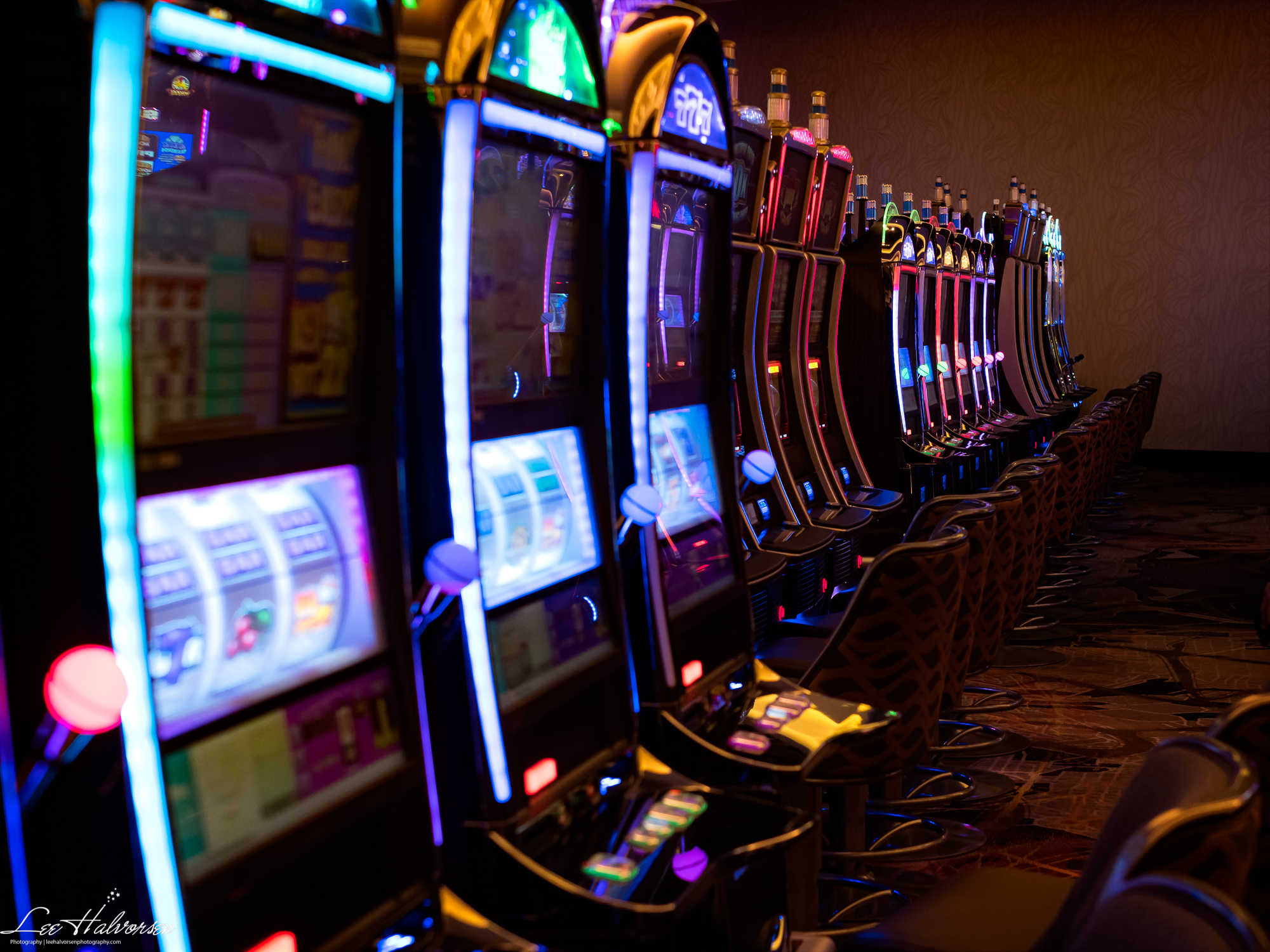 MGM National Harbor Slots