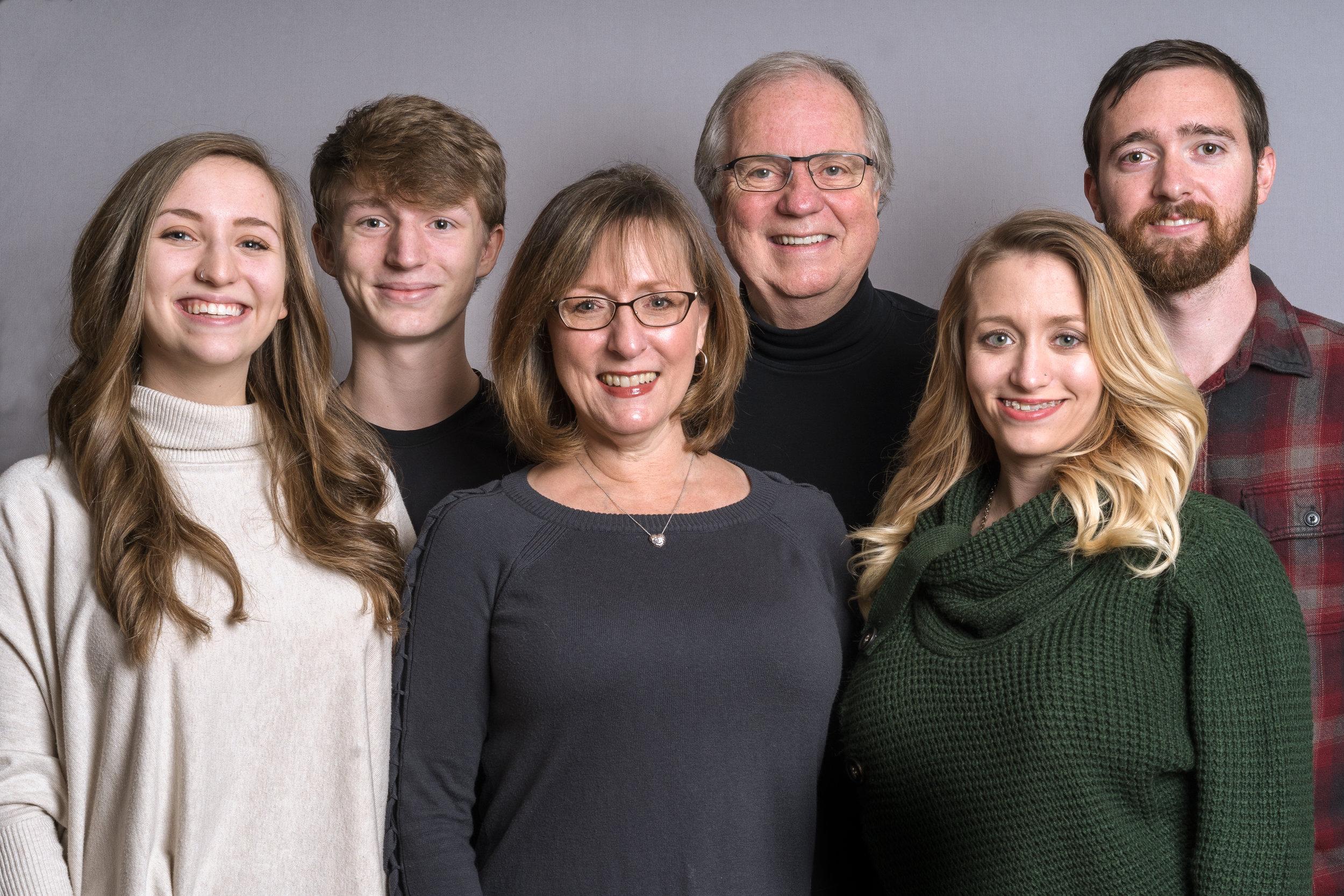 Family Thanksgiving 2018