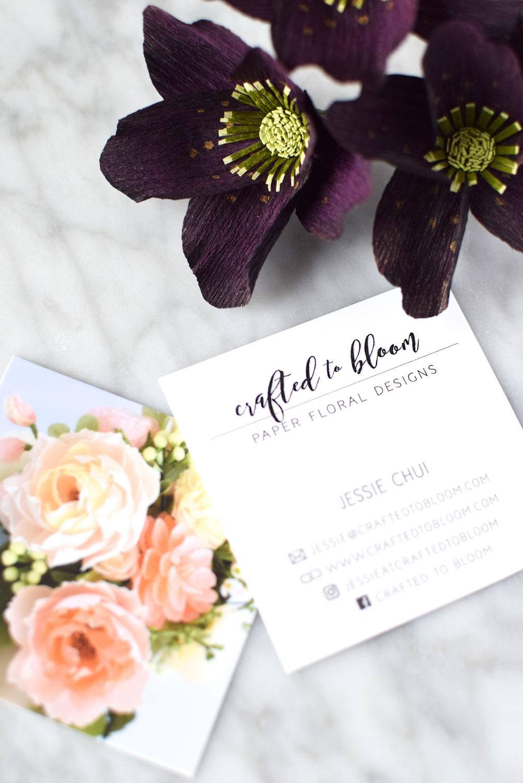 hellebore-business-cards-v2-paperflowers-craftedtobloom
