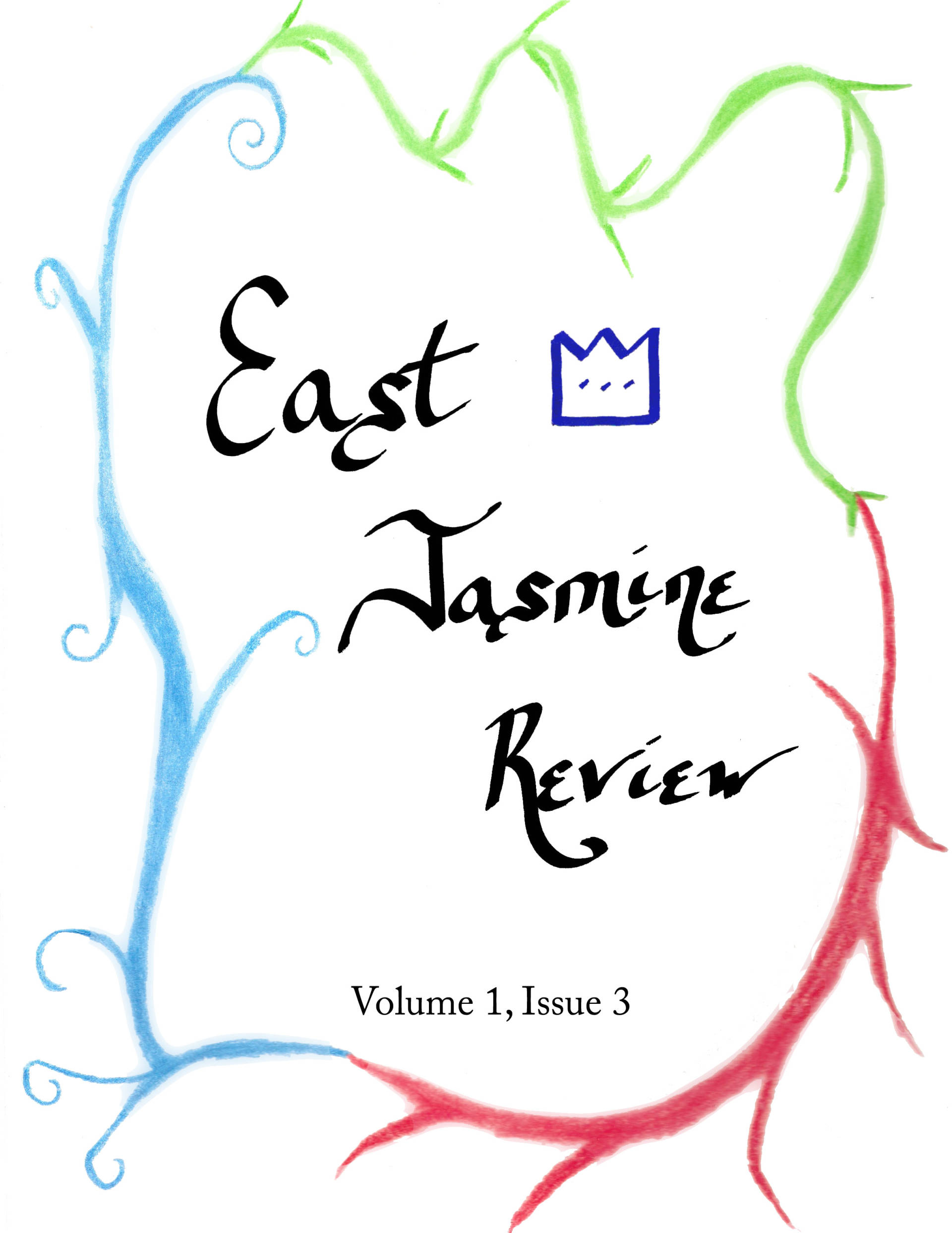 Jared A Carnie Poems in East Jasmine Review