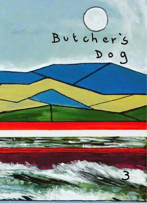 Jared A Carnie Poetry Butcher's Dog
