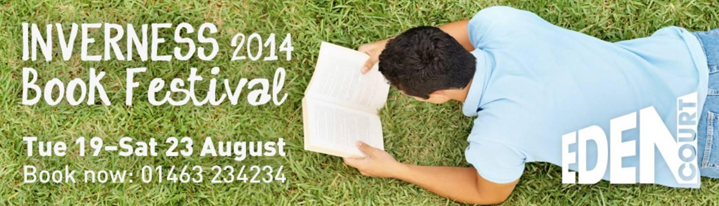 Jared A Carnie Inverness Book Festival Reading