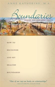 Boundaries - Anne Katherine (Becoming Who You Are)