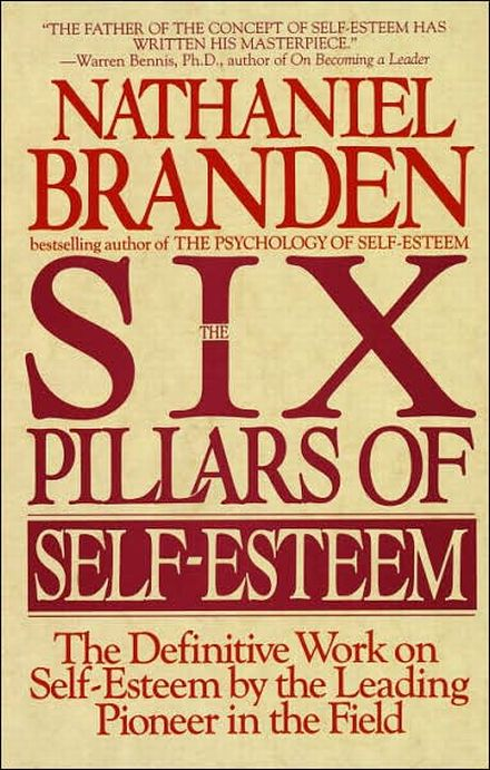 Six Pillars of Self-Esteem - Nathaniel Branden (Becoming Who You Are)