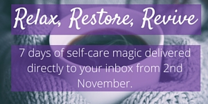 Copy of Relax, Restore, Revive Sidebar