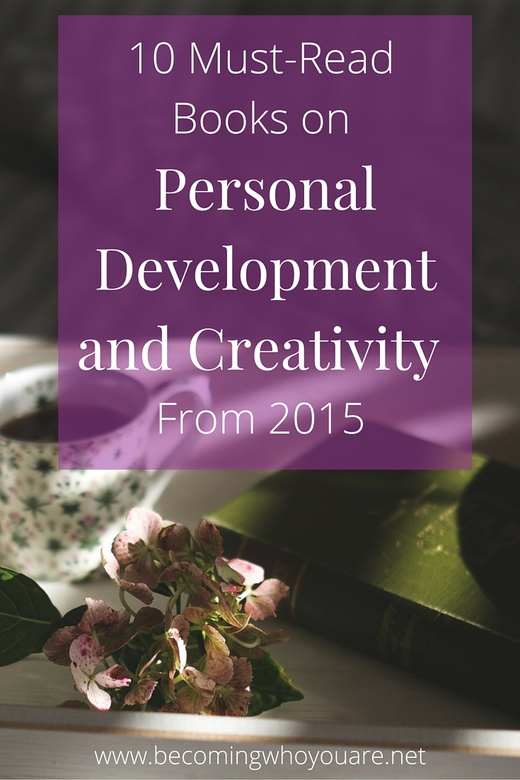 The Best Books on Personal Development and Creativity