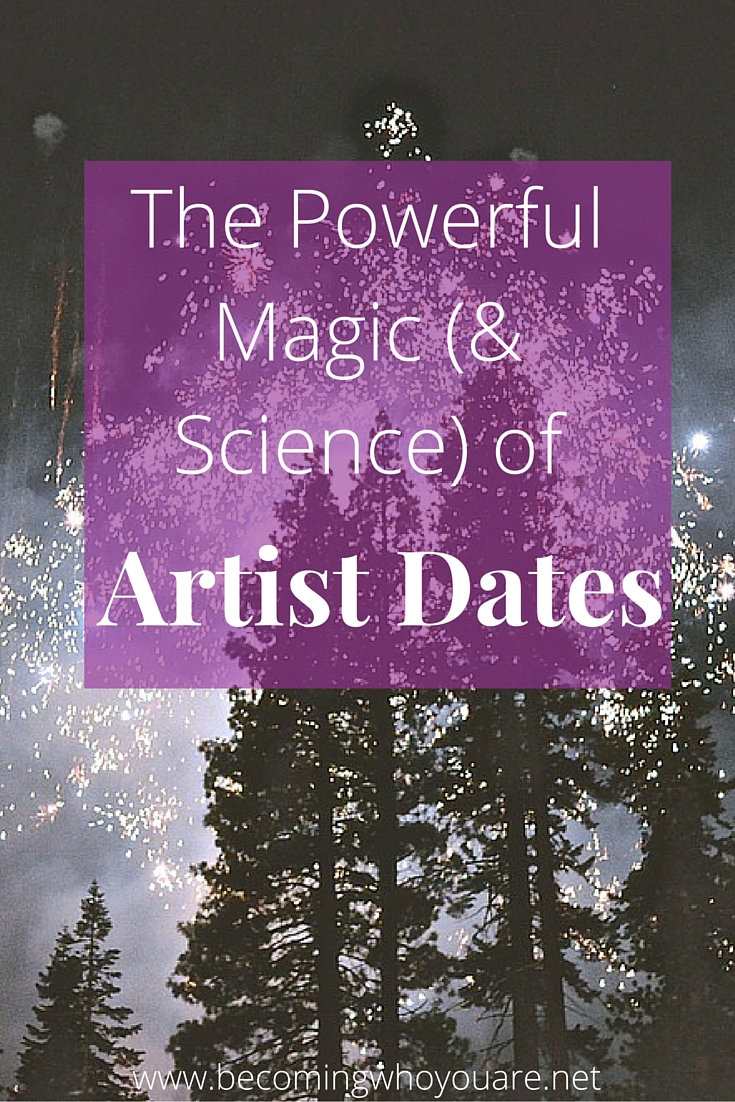 The Magic and Science of Artist Dates