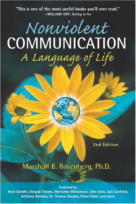 Non-Violent Communication by Marshall B. Rosenberg and 6 other books that will help you better your relationships