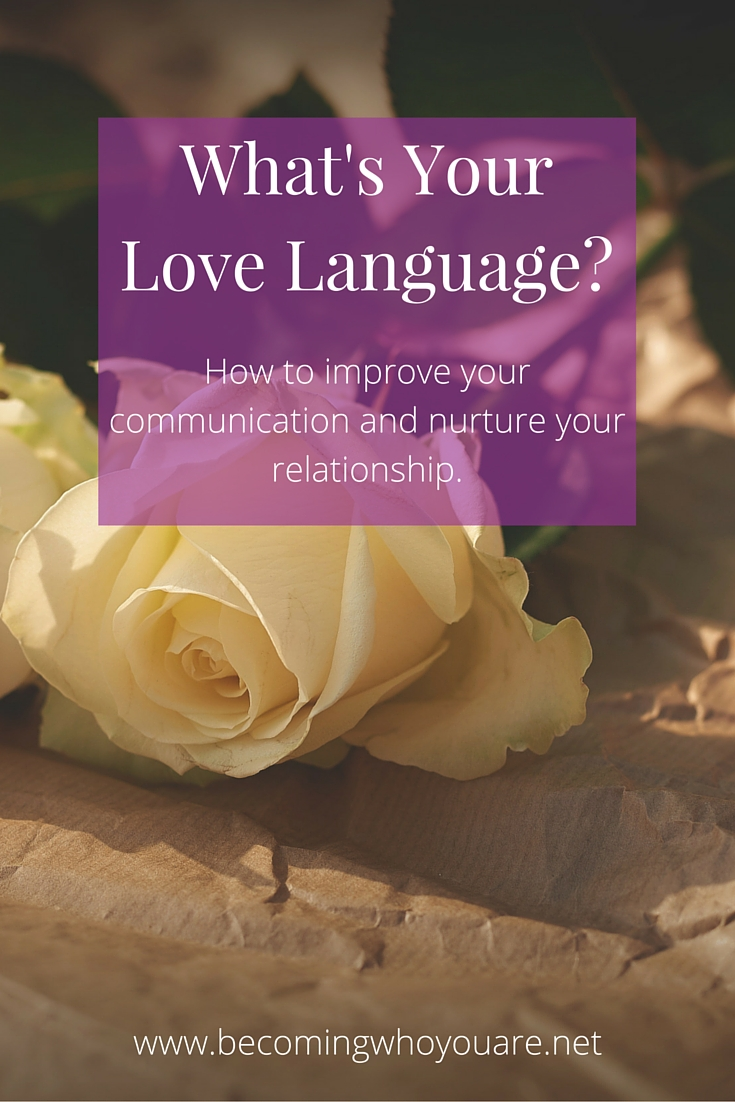 Do you know your love language? Keep reading to find out about the 5 love languages and how they can benefit your relationship >>>   www.becomingwhoyouare.net