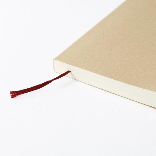 muji blank journal