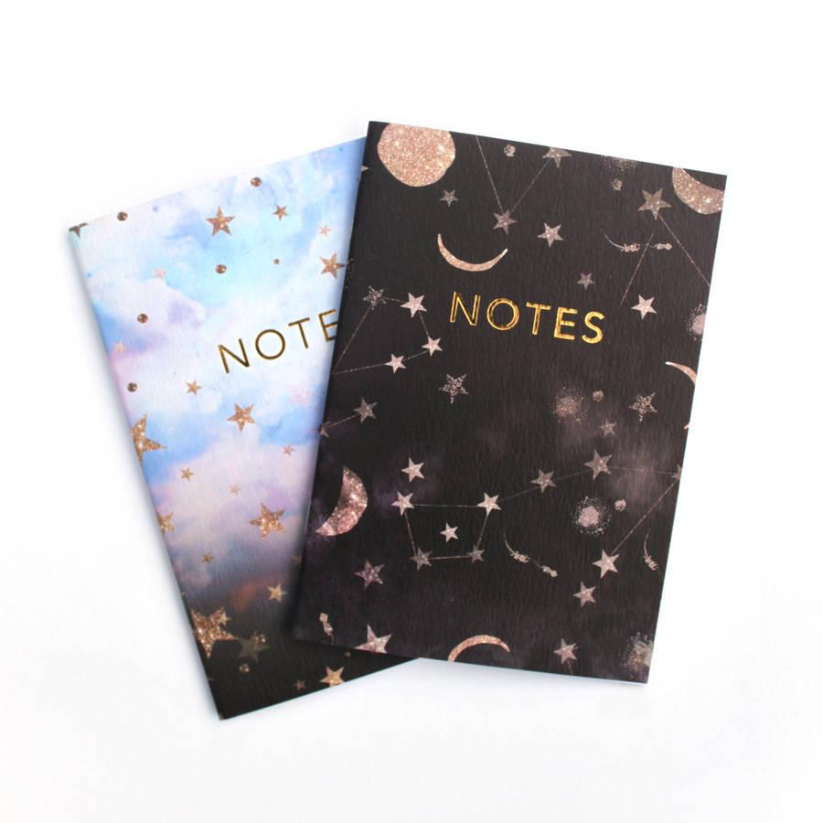 nikki strange notebooks