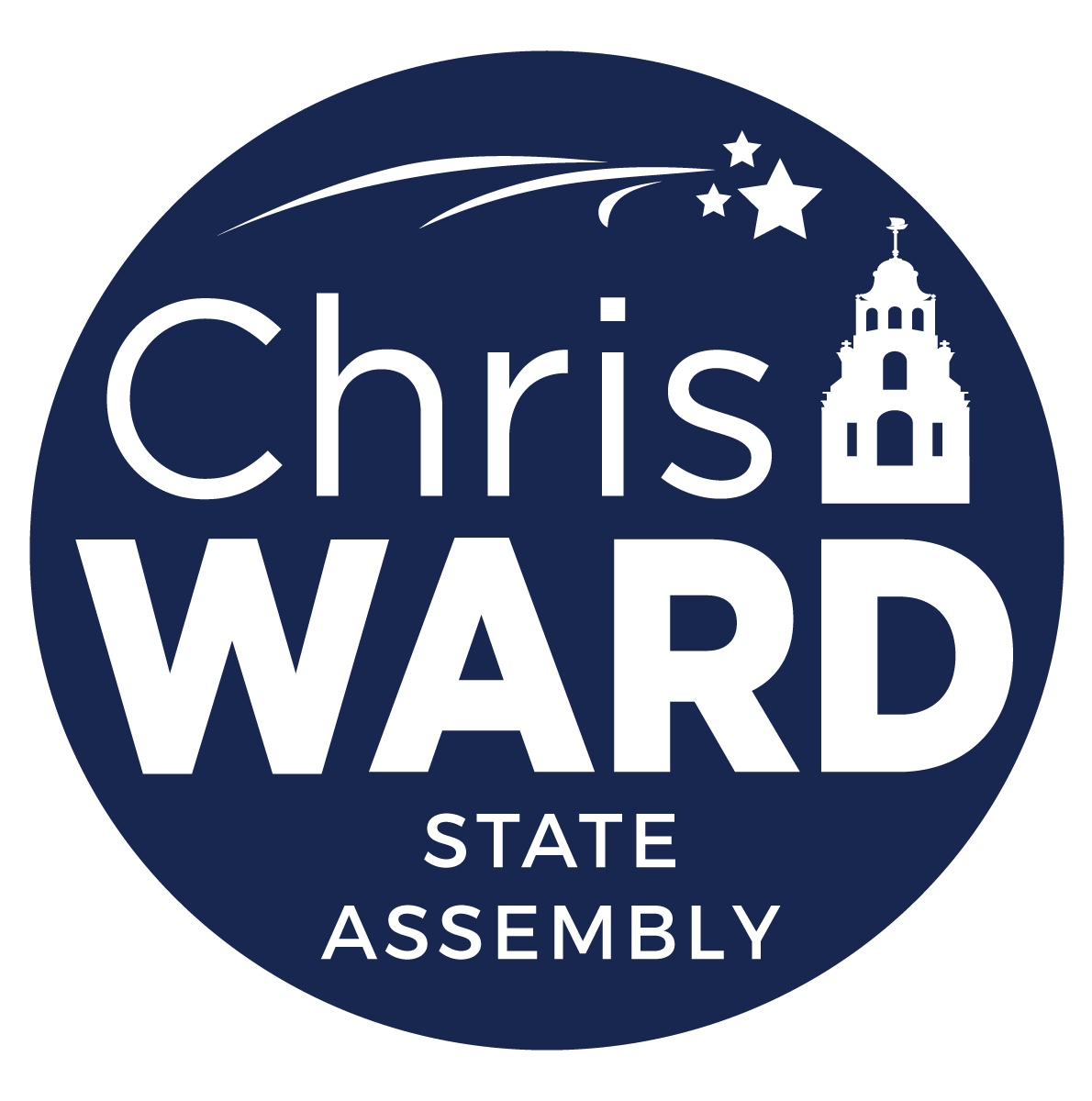 Chris Ward for State Assembly