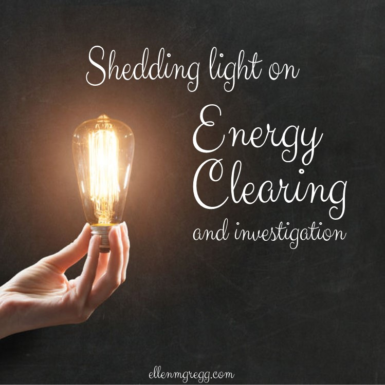 Shedding light on Energy Clearing and investigation.