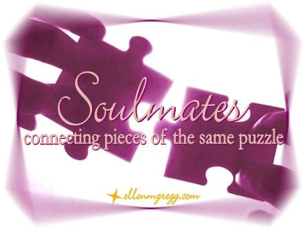 Soulmates: connecting pieces of the same puzzle | Intuitive Ellen