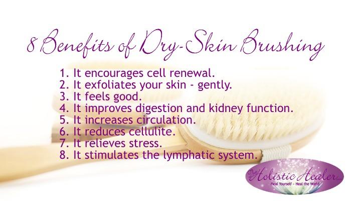 8 Benefits of Dry-Skin Brushing | Intuitive Ellen