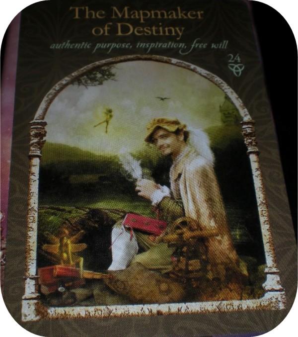 Weekly Wisdom: The Mapmaker of Destiny | Ellen M. Gregg