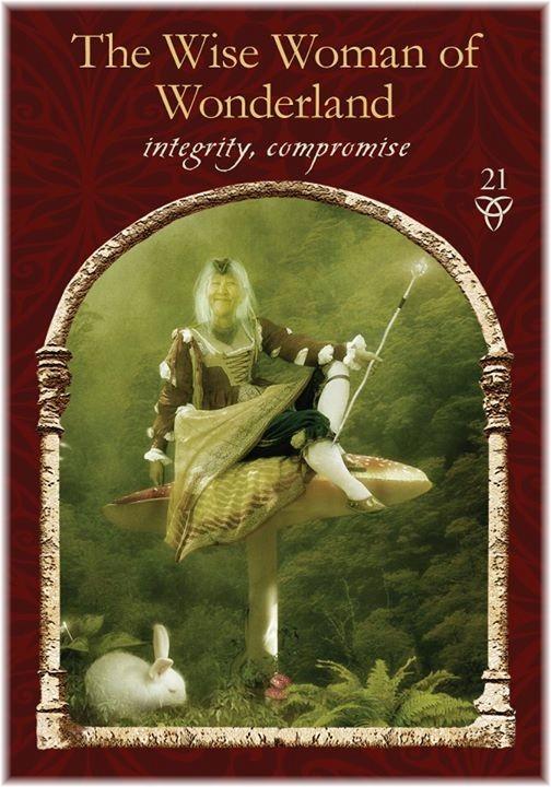 The Wise Woman of Wonderland | Intuitive Ellen