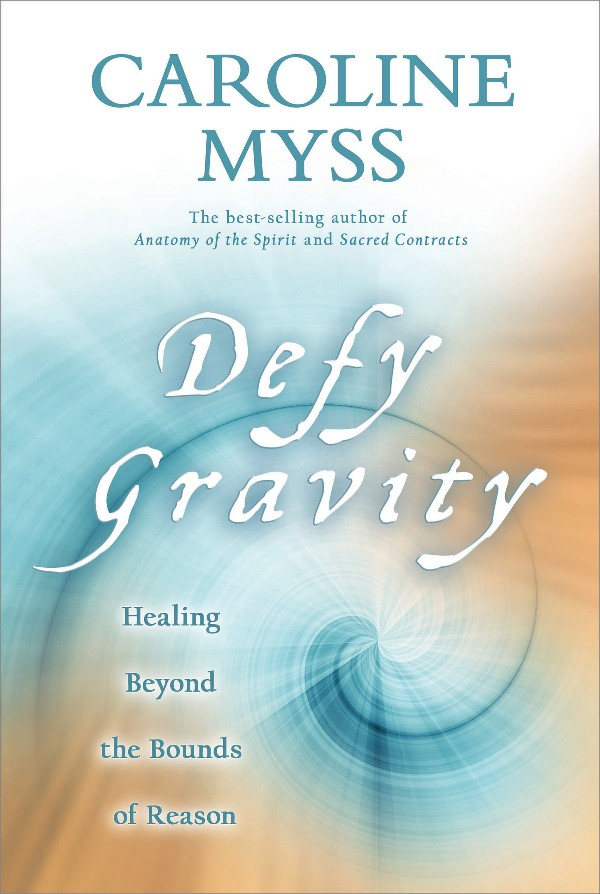 Defy Gravity by Caroline Myss - Nautilus design