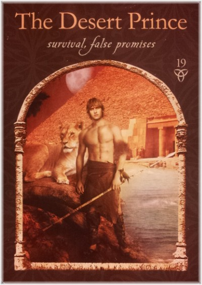 Weekly Wisdom: The Desert Prince
