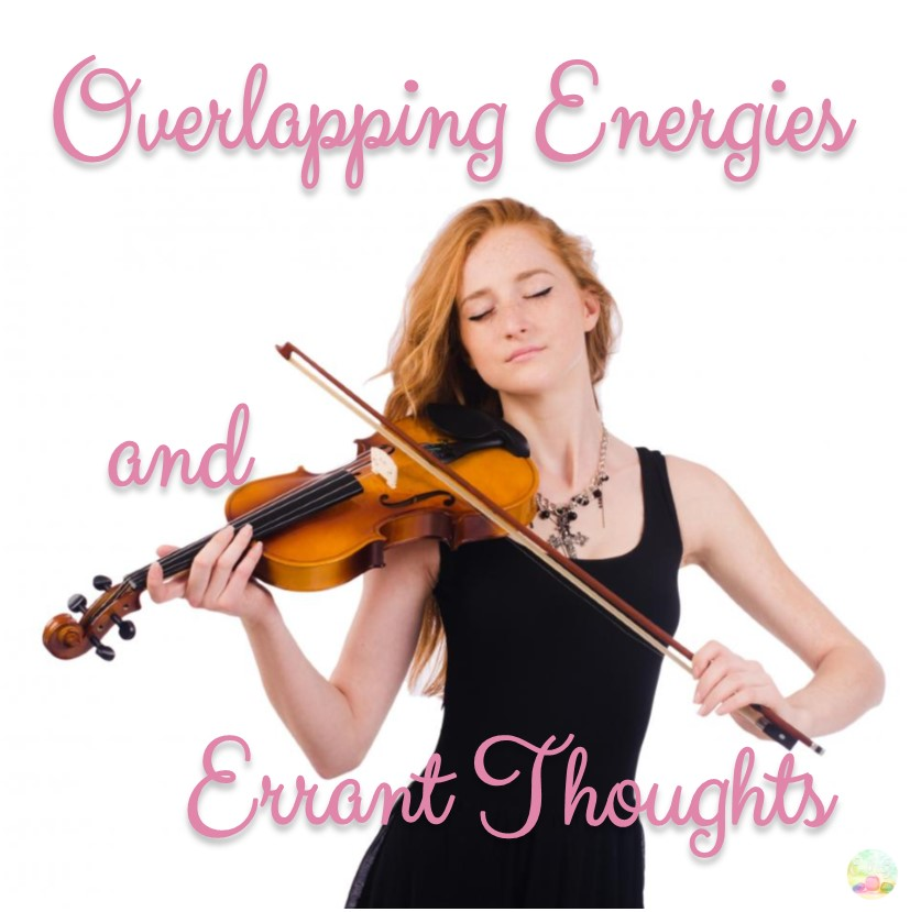 Overlapping Energies and Errant Thoughts