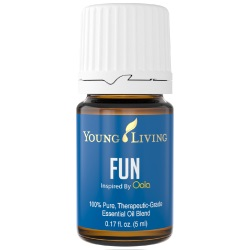 Fun Essential-Oil Blend from Young Living Essential Oils
