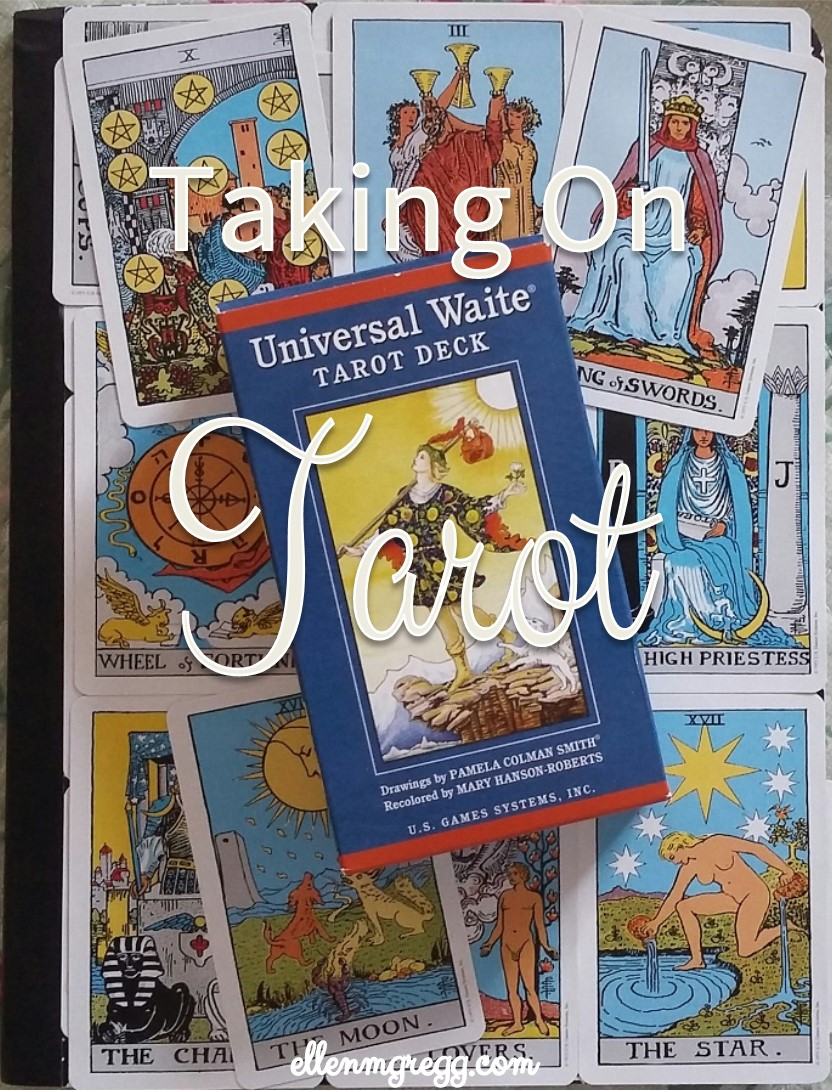 Taking On Tarot: A journey through the Universal Waite Tarot deck.