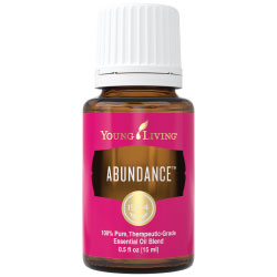 Abundance Essential Oil Blend by Young Living resonates with The Empress.