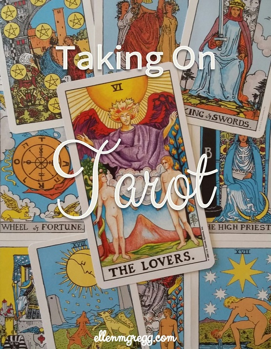 Taking On Tarot: The Lovers ~ A self-study of the Universal Waite Tarot Deck