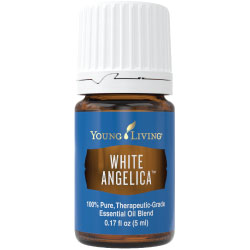 White Angelica Essential Oil Blend from Young Living