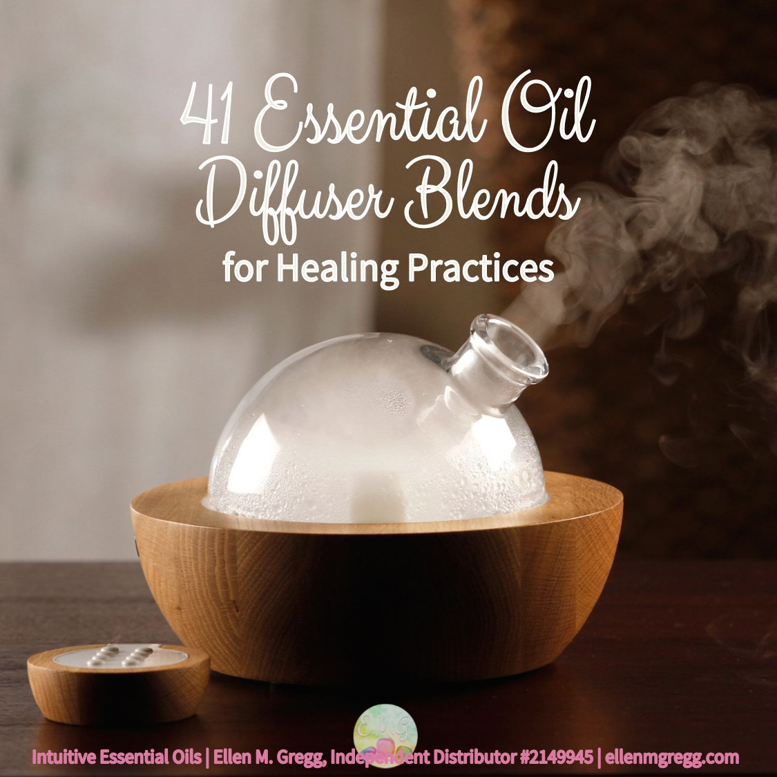 41 Essential Oil Diffuser Blends for Healing Practices
