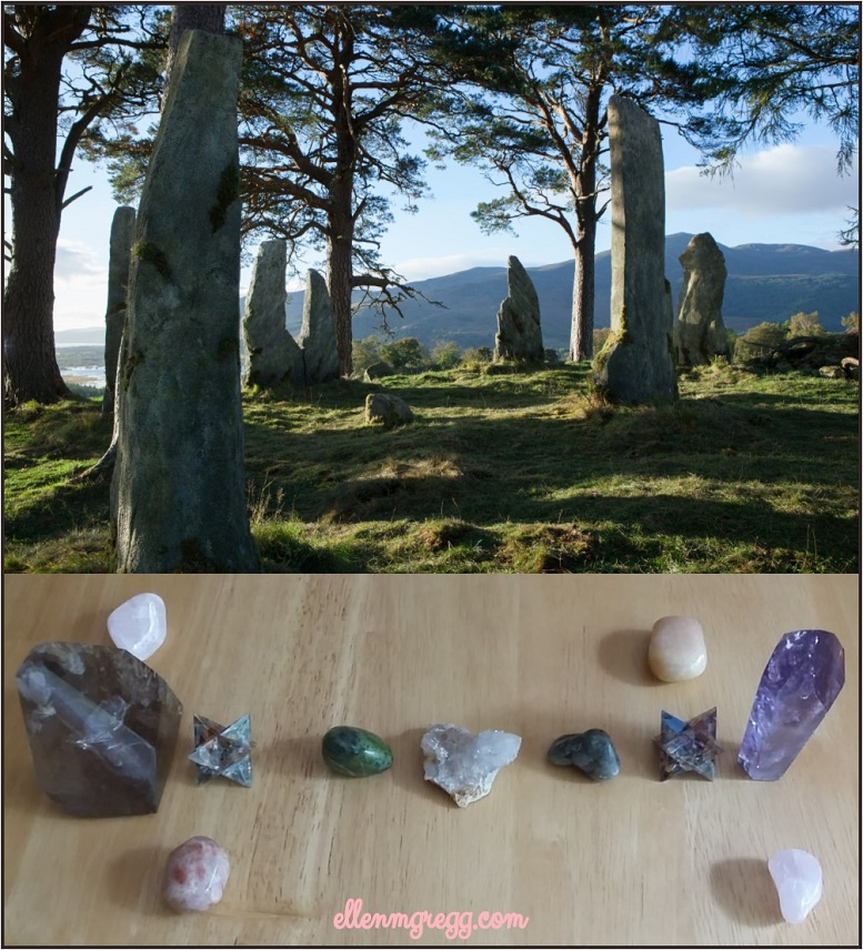 Crystal Grids and Craigh Na Dun