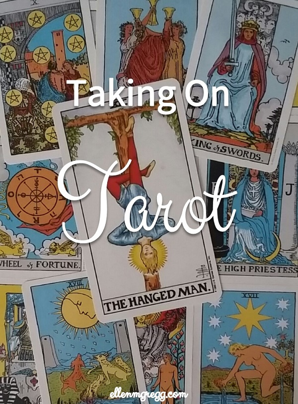 Taking On Tarot: The Hanged Man ~ A self-study of the Universal Waite Tarot deck.