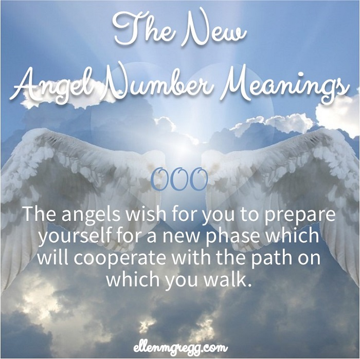 000: The New Angel Number Meanings: The angels wish for you to prepare yourself for a new phase which will cooperate with the path on which you walk.