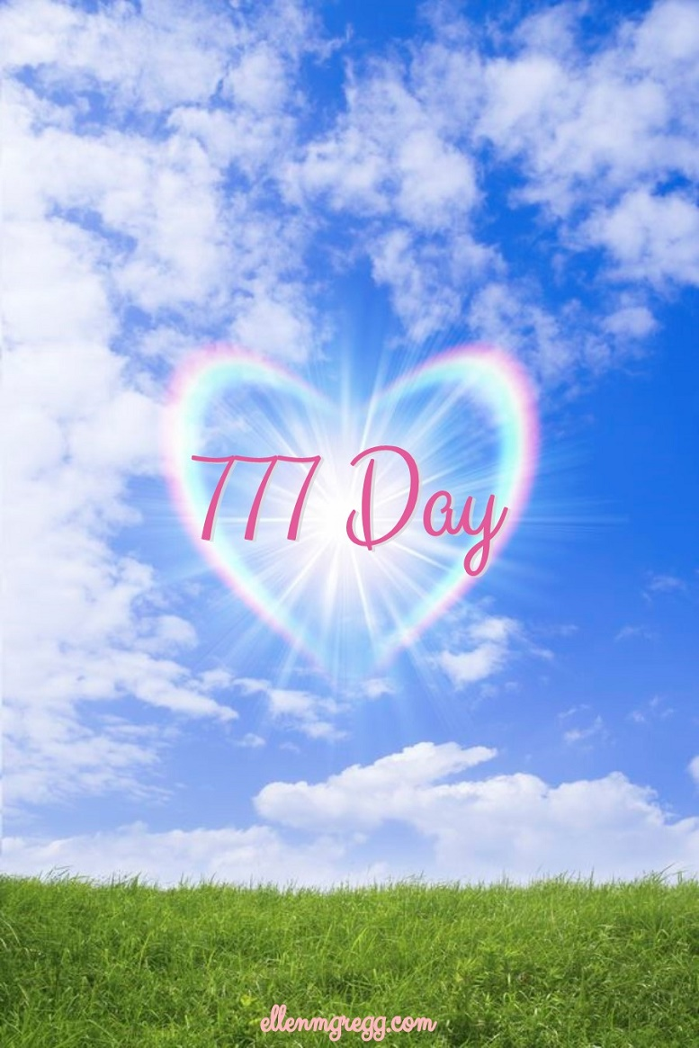 777 Day: 07/07/16 ~ The what and the why.