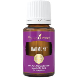 Harmony essential oil blend by Young Living Essential Oils.