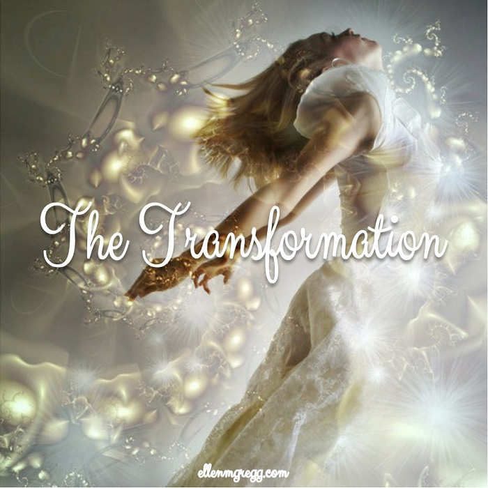 The Transformation ~ The process of spiritual surrender ends.